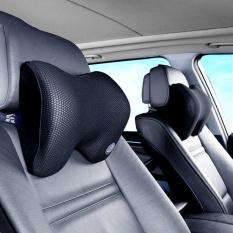 Shop For Icaroom I 603Ms B Car Headrest Space Memory Cotton Pillow Neck Waist Soft Seat Intl