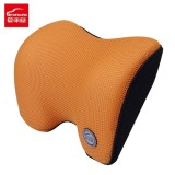 Icaroom I 603Ms Car Headrest Space Memory Cotton Pillow Universal Neck Waist Soft Seat Support Cushion Car Styling Supplies Orange Intl Sale