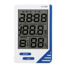Buy Indoor Outdoor Home Office Lcd Digital Temperature Humidity Meter Oem Cheap