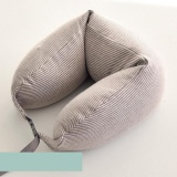 List Price Inspired Well Fitted Microbeads U Shape Travel Neck Pillow Intl Oem