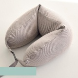 Inspired Well Fitted Microbeads U Shape Travel Neck Pillow Intl Cheap