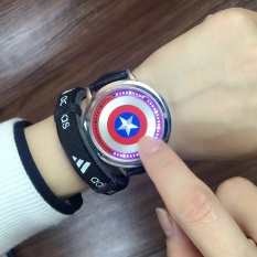 Compare Intelligent Led Touch Screen Watch The Glow In The Dark Cool Star Couples Of Male And Female Students Intl Prices
