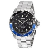 Sale Invicta Men S Silver Stainless Steel Band Watch Pro Diver 15584 Silver Online Singapore