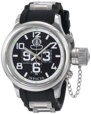 Sale Invicta Russian Diver Collection Quinotaur Chronograph Men S Stainless Steel Polyurethane Strap Watch Inv4578 Singapore