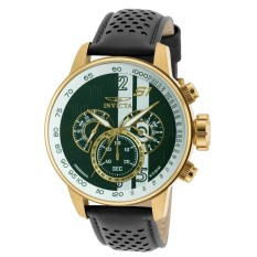 Promo Invicta S1 Rally Men Chronograph Gold Ip 48Mm Quartz Tour Watch 19908