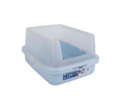 Sale Iris Iris Semi Closed Antibacterial Deodorant Cat Litter Basin Cat Toilet Na400N China