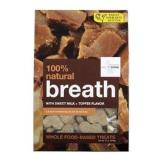Discount Isle Of Dogs Natural Biscuit Breath With Sweet Milk Toffee Flavour 340G 12Oz Isle Of Dogs On Singapore