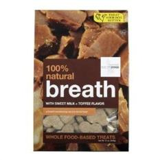 Discount Isle Of Dogs Natural Biscuit Breath With Sweet Milk Toffee Flavour 340G 12Oz Isle Of Dogs