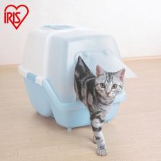 Iris Ssn 530 Full Closed Single Layer Cat Litter Basin Cat Toilet Online
