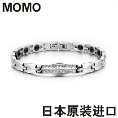 Sale Ti Momo Titanium Steel Anti Fatigue Bracelet Oem On China