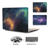 Jusheng Pro 13 3 Retina 3In1 New Art Fashion Image Series Ultra Slim Light Weight Rubberized Hard Case Keyboard Cover Dust Plug Snap On Hard Cover For Macbook Pro 13 Inch Retina Model A1425 A1502 Neblua02 Lower Price