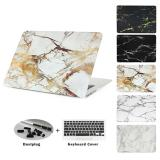 Best Reviews Of Jusheng® Pro 13 Retina A1706 A1708 3In1 Macbook Marble Plastic Hard Case With Keyboard Cover Dust Plug For Newest Macbook Pro 13 Inch With Retina Display No Cd Rom A1706 A1708 Oct 2016 Intl