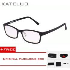 97970f0f1dd KATELUO Computer Anti Blue Laser Fatigue Radiation-resistant Reading  Glasses Frame Eyeglasses 1310