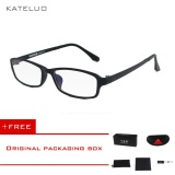 Sale Kateluo Tungsten Computer Goggles Anti Laser Fatigue Radiation Resistant Glasses Eyeglasses Frame 13021 Kateluo Cheap