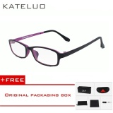 Sales Price Kateluo Tungsten Computer Goggles Anti Laser Fatigue Radiation Resistant Glasses Eyeglasses Frame 13021