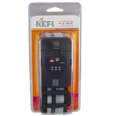 Price Kefi Heavy Duty Luggage Strap With Tsa Lock Kefi Online