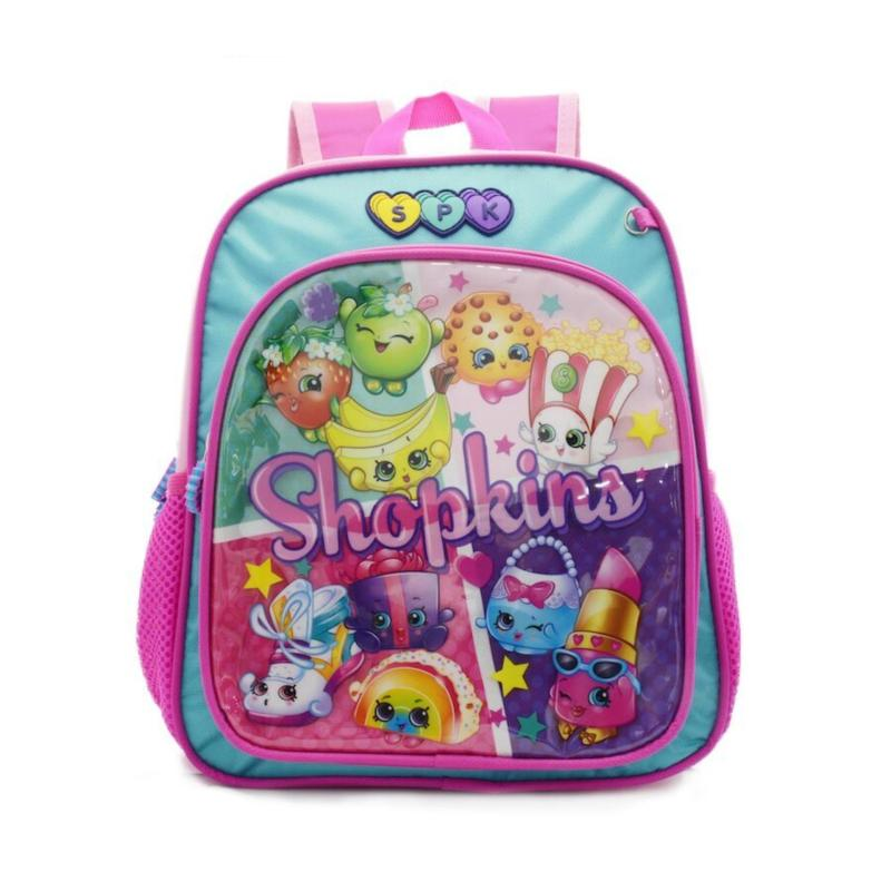 Kidztime x Shopkins Backpack 12.5 (Back to school)
