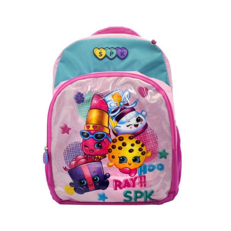 Kidztime x Shopkins Backpack 16 (Back to school)