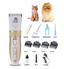 Cheap Kimo New Professional Grooming Kit Animal Pet Cat Dog Hair Trimmer Clipper Shaver Set Intl Online