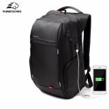 Who Sells The Cheapest Kingsons 17 3 Inches City Elite Bag Designer Laptop Backpack Water Resistant Anti Theft Laptop Rucksack With Usb Charging Port Black Intl Online