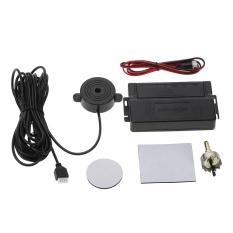 Kkmoon Car Auto 4-Sensor Parking Radar Kit Reverse Radar Alarm System - Intl By Tomnet.