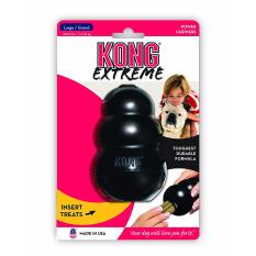Sale Kong Extreme Rubber Dog Toy Large Black