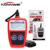 Latest Konnwei Kw806 Universal Car Obdii Can Scanner Error Code Reader Scan Tool Obd 2 Bus Obd2 Diagnosis Scaner Pk Ad310 Elm327 V1 5 Intl