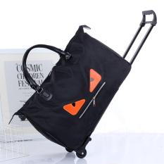 Korean Style 3Ce Trolley Bag Travel Bag Large Capacity Luggage Bag Female Short Male Student Handbag Price Comparison