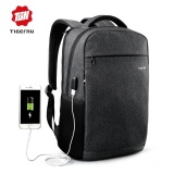 Best Buy Lan Store Tigernu Waterproof Oxford 14 Inch Laptop Backpack With External Usb Charging Port Large Capacity Travel Bag Anti Theft Sch**l Bag Intl