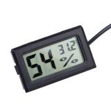 Lcd Digital Thermometer Humidity Hygrometer Temp Gauge Temperaturemeter Reviews