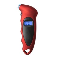 Lcd Digital Tire Tyre Air Pressure Gauge Tester For Car Auto Motorcycle By Sportschannel.