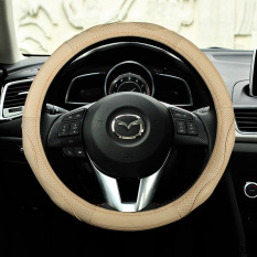 Leather Steering Wheel Cover Mazda 3 Angkesaila Star Cheng Cx 5 Core Wing M6 Art Hereby Cx 4 Car To Cover Best Price