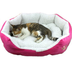 Who Sells Leegoal Comfy Pet Bed With Detachable Pad L Rose The Cheapest