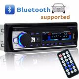 How To Get Leegoal Wireless Bluetooth Car Audio Stereo In Dash Car Mp3 Player Support Aux Input Tf Card Usb