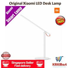 ♠ Local Seller ♠ 100 % Original Xiaomi LED Desktop Lamp / Flicker-free / Brightness Adjustment / Four Lighting Modes / Minimalistic Design