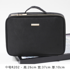 Price Box Washed Large Capacity Multi Functional Square Bag Cosmetic Bag China