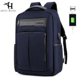 Review Loself Arctic Hunter External Usb Charging Waterproof Oxford 15 6 Inch Laptop Backpack Large Capacity Business Backpack Multi Function Travel Bag Fashion Sch**l Bag Intl Arctic Hunter