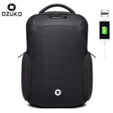 List Price Loself Ozuko Rain Proof Anti Theft 15 6 Inch Laptop Backpack Large Capacity Business Backpack Casual Waterproof Oxford Travel Bag Fashion Sch**l Bag Intl Ozuko