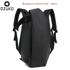 Cheapest Loself Ozuko Waterproof Oxford 15 6 Inch Laptop Backpack Large Capacity Business Backpack Casual Multifunction Travel Bag Fashion Sch**l Bag Intl