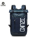 Loself Ozuko Waterproof Oxford 15 6 Inch Laptop Backpack Large Capacity Business Backpack Casual Travel Bag Fashion Sch**l Bag For Teenagers Intl Price Comparison