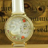Purchase Lovely Style Watch Swan Elegant Best Gift For Kids Teens Boys Girls Intl