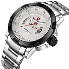 List Price Luxury Brand Naviforce Men Sports Watch Men Men Quartz Date Clock Fashion Wrist Watch Intl Naviforce