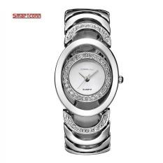 Luxury Brandquartz Watch Women Gold Steel Bracelet Watch 30M Waterproof Rhinestone Ladies Dress Watch Relogio Feminino Intl Online