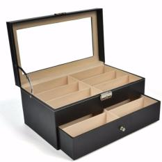 Buy 12 Slots Double Tier Spectacles Storage Box