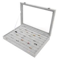 Discount Velvet Jewelry Ring Box Oem