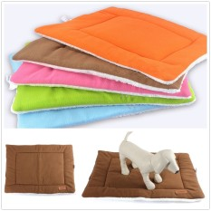 Recent M Small Medium Extra Large Pet Dog Crate Mat Kennel Cage Pad Bed Cushion Coffee Intl