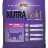 Sale Made In Usa 3Kg Nutra Gold Finicky *D*Lt Cat For *D*Lt Pets Cat Online On Singapore