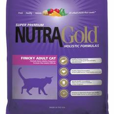 Retail Made In Usa 3Kg Nutra Gold Finicky *D*Lt Cat For *D*Lt Pets Cat