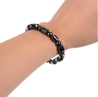 Magnetic Health Slimming Bracelet Weight Loss Jewelry for Men and Women Adjustable Length
