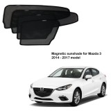 How Do I Get Mazda 3 2014 2017 Model Magnetic Sunshade